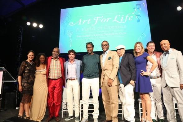 2013 Art For Life honorees