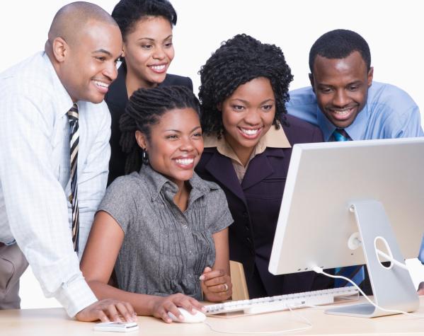 black people computer