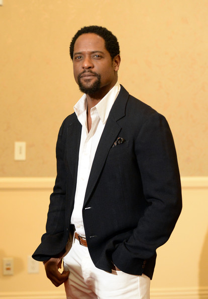 Actor Blair Underwood attends Hollywood Foreign Press Association's 2013 Installation Luncheon at The Beverly Hilton Hotel on August 13, 2013 in Beverly Hills