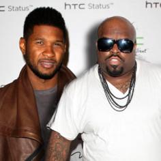 Usher & CeeLo Green