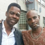 DMX and Chris Rock Snapped on Movie Set (Look!)