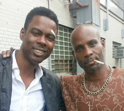 chris rock & dmx