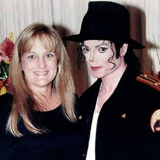 Debbie Rowe, Michael Jackson's former ex-wife, attending CRHA Horse Show at LA Equestrian Center in Burbank, California on June 8, 2013.