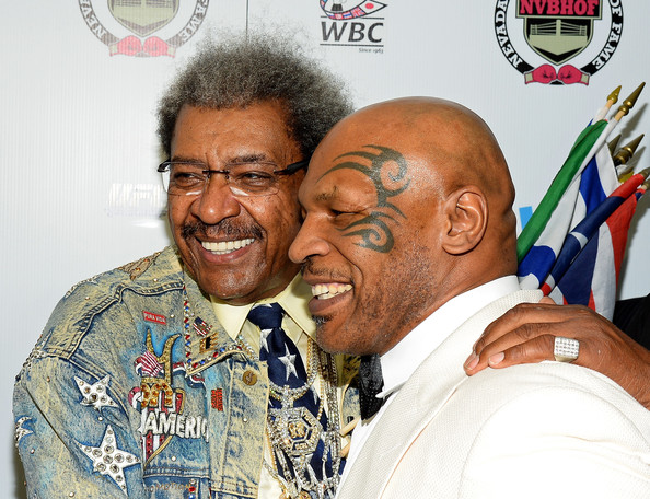 don king & mike tyson (nbhof)