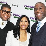 Magic and Cookie Johnson Urge Gay Son to Stay Away From Reality TV