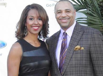 ed gordon & wife
