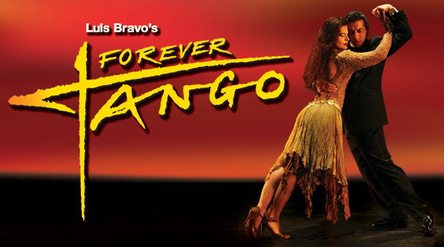 forever tango (poster)
