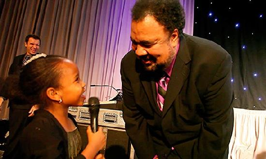 harmony Love Bailey & george duke
