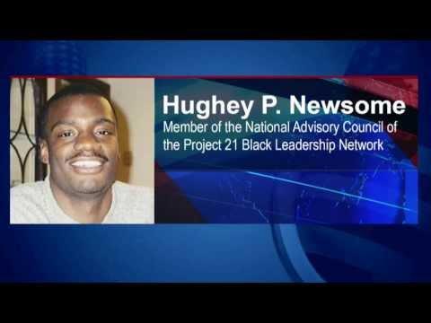 hughey newsome (project 21 banner)