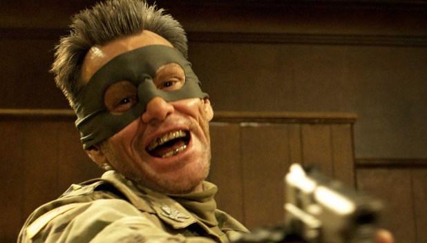 "Jim Carrey in a scene from ""Kick Ass 2"""