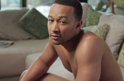 john legend naked
