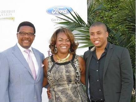 judge mathis & family (neighborhood awards)