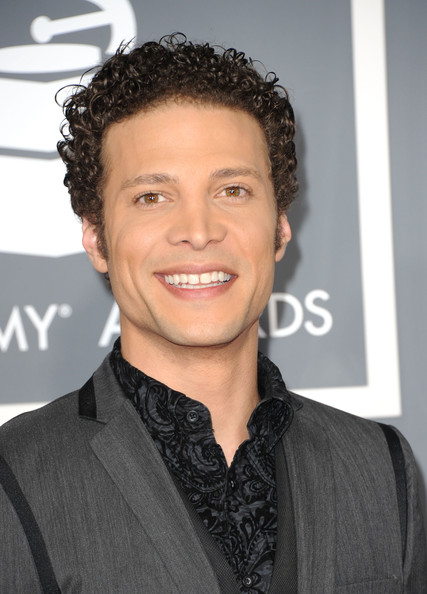 Singer Justin Guarini arrives at The 53rd Annual GRAMMY Awards held at Staples Center on February 13, 2011 in Los Angeles
