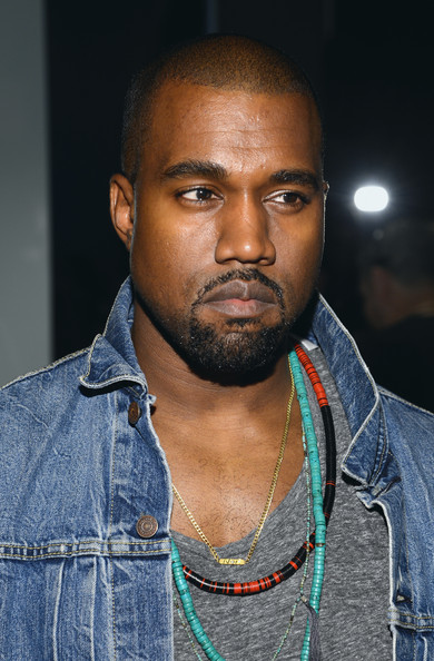 Kanye West attends the 2013 MTV Video Music Awards at the Barclays Center on August 25, 2013 in the Brooklyn borough of New York City