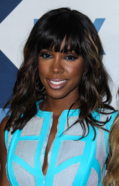Kelly Rowland attends the 2013 Television Critics Association's Summer Press Tour - FOX All-Star Party at the Soho House in West Hollywood