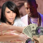 Kim K and Kanye West Say Snaps of Baby North West are NOT for Sale!
