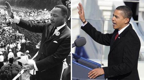 king & obama
