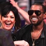 Kanye West Appears on Kris Jenner's Talk Show
