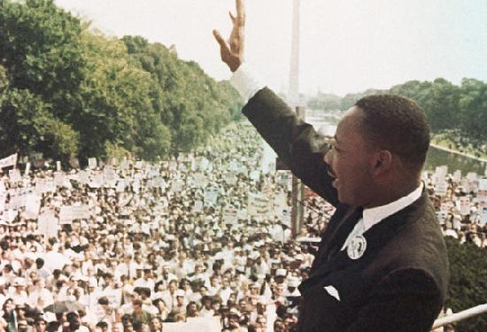 martin luther king (march on washington)