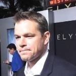 'Elysium' Premier Reveals Matt Damon's Revenge for Jimmy Kimmel and His Lllegitimate Son!? (Watch)