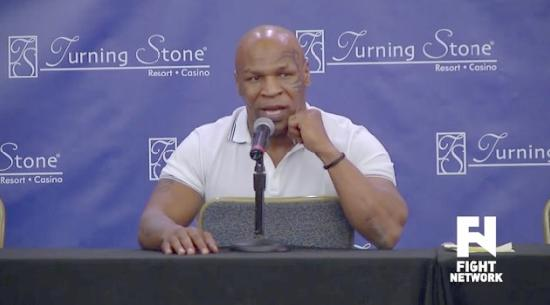 mike tyson (press conference1)