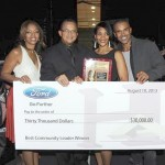 Ford Gives $30,000 to Steve Harvey's Neighborhood Award Winner