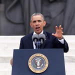 Black Conservatives Criticize Obama's MLK 50th Anniv. Speech