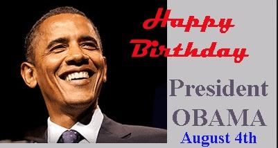obama birthday