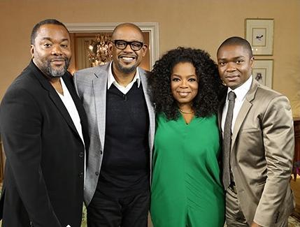oprah & butler cast