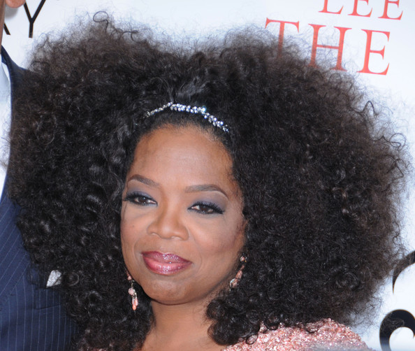 Oprah Winfrey attends the premiere of Lee Daniels' 'The Butler' at Ziegfeld Theater in New York City. (August 6, 2013)