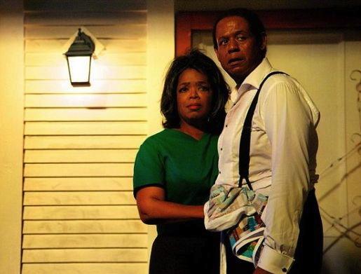 oprah forrest the butler
