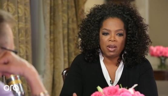 oprah winfrey larry king