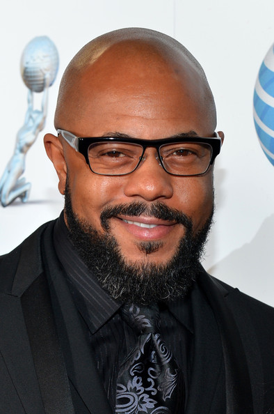 Actor Rockmond Dunbar attends the 44th NAACP Image Awards at The Shrine Auditorium on February 1, 2013 in Los Angeles