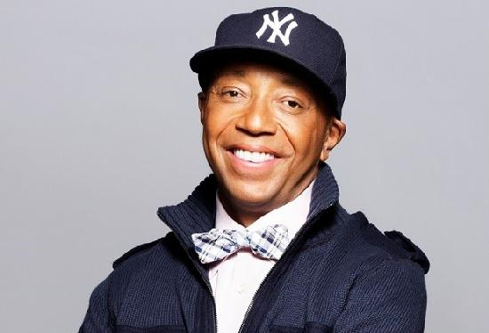 russell simmons (yankees bb cap)