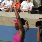 Soul of the US Open, Day 5:  Sloane Stephens Does Part to Set Up Serena Williams Rematch