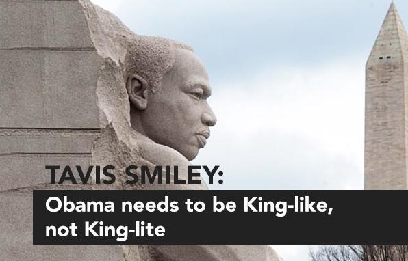 smiley - obama - king