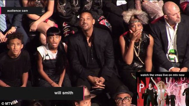 smith_family_reaction_lady_gaga