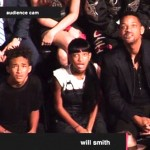 VMAs: Will Smith Fam Reacts to Lady Gaga, not Miley Cyrus