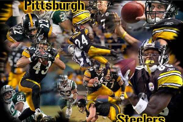 steelers wall paper