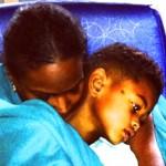Tameka Foster Shares Hospital Pic of Son Usher V