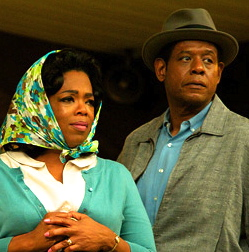 oprah & forest (the butler)