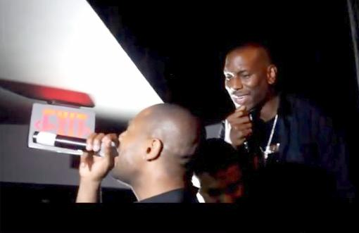 tyrese (tgt) performing in dc (08-23-13)