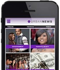 urban news reader app