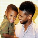 Usher Thanks 'Heroes' That Saved Son, Tameka Files For Primary Custody