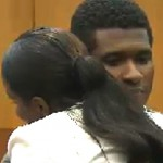 Tameka Loses Emergency Custody Hearing; Gets Hug from Usher