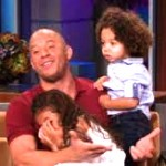 How Vin Diesel's Kids Impacted 'Fast Five' and 'Riddick'