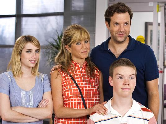 cast of 'were the millers'