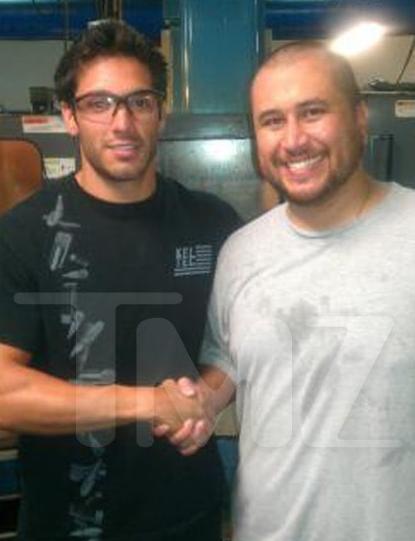 Kel-Tec employee & George Zimmerman