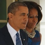 Obama May be the World's Most Powerful Man, but He's 'Scared' of His Wife