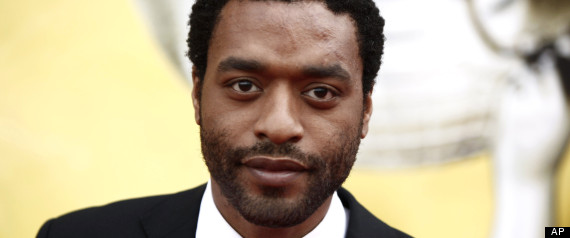 "Chiwetel Efiofor of ""12 Years a Slave"""